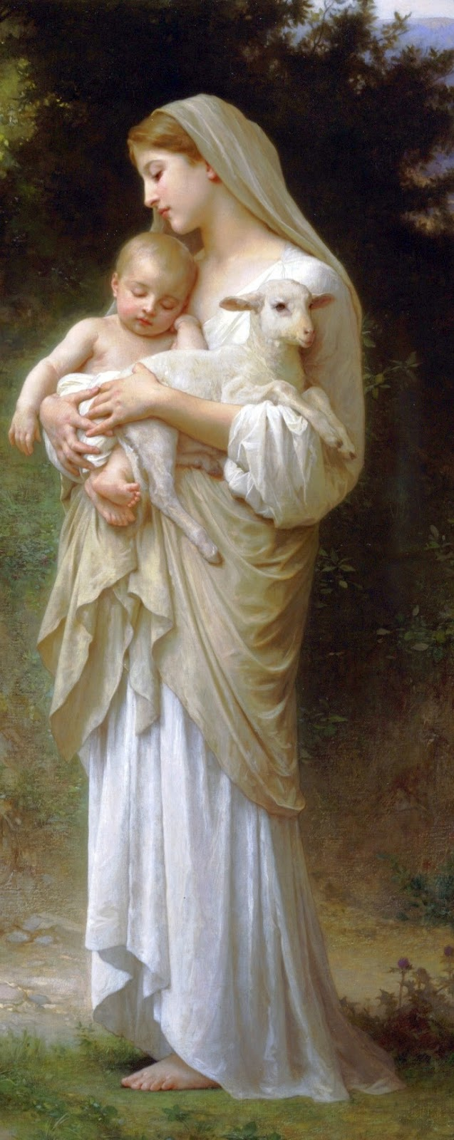 innocence, William Adolphe Bouguereau,5 stars