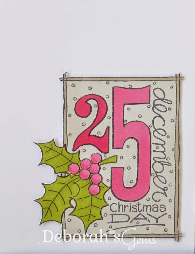 Christmas Day - photo by Deborah Frings - Deborah's Gems