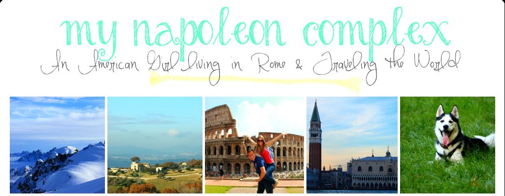 My Napoleon Complex