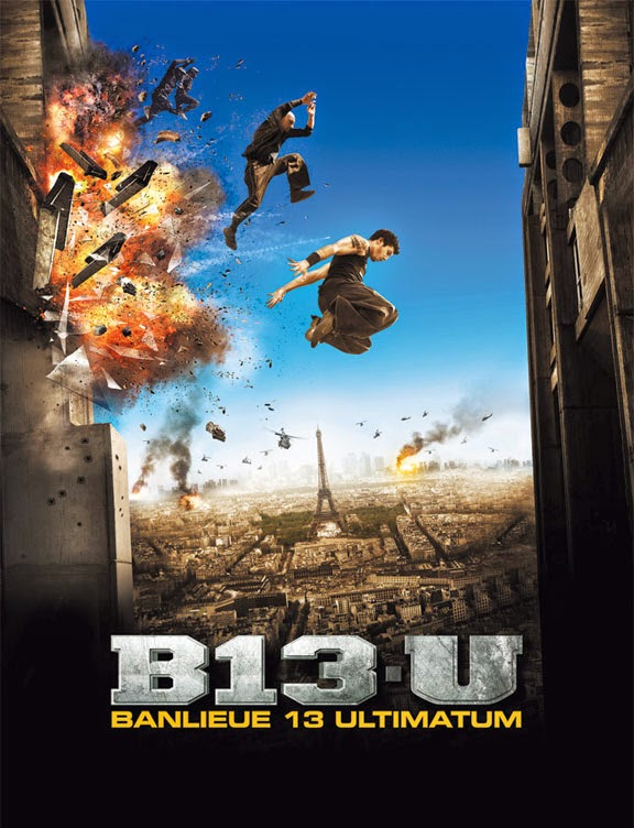 Movie Review: District B13 คู่ขบถ คนอันตราย 2004,HD พากย์ไทย 720P