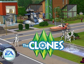 ea sims 3 star wars clones Morning LOL   The Sims 3: Star Wars   Clone Wars?