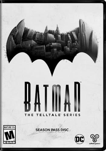 Batman: The Telltale Series - Episode 1 - (PC) Torrent
