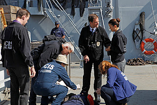 NCIS Season 9 Episode 5 - Safe Harbor