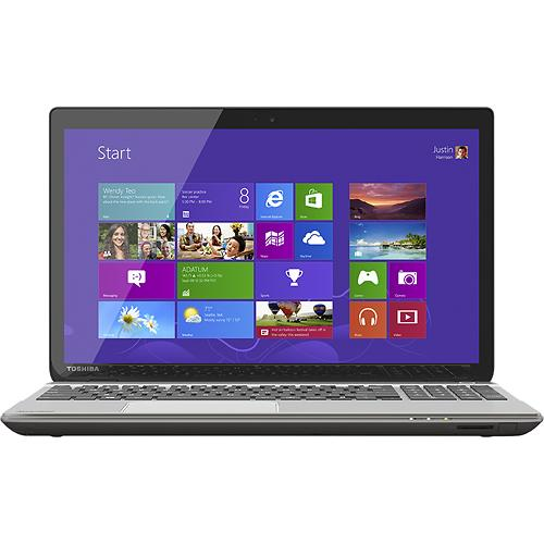 Toshiba Satellite P55t-A5202 15.6-inch Touch-Screen Laptop Review
