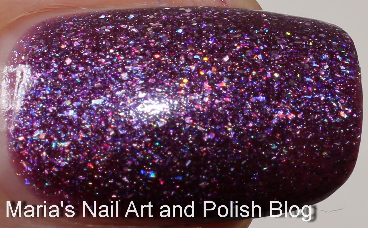 dark purple sparkler glitter - photo #11