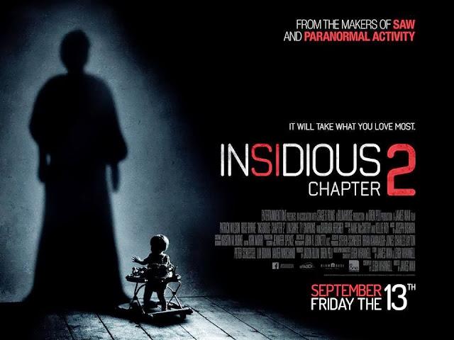 Nuevo trailer y póster de 'Insidious 2'