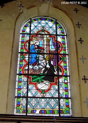 CLEREY-LA-COTE (88) - L'église paroissiale Saint-Matthieu