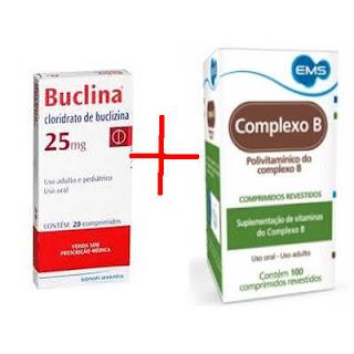 Buclina e complexo B