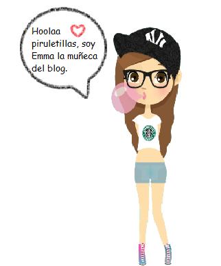 La muñeca representante del blog!