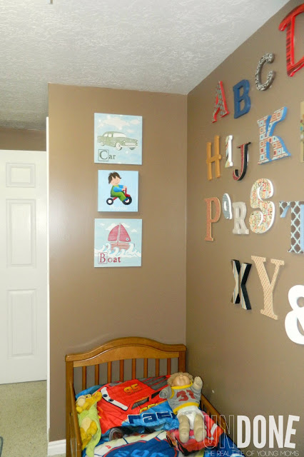 {The UNDONE Blog} Cute Boys Room