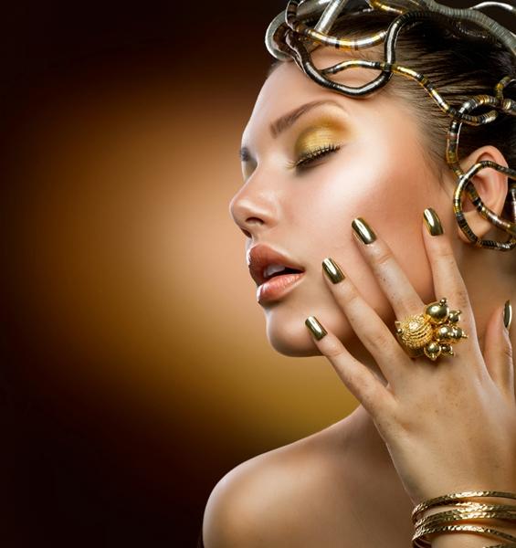 Belleza en Oro Anna Subbotina