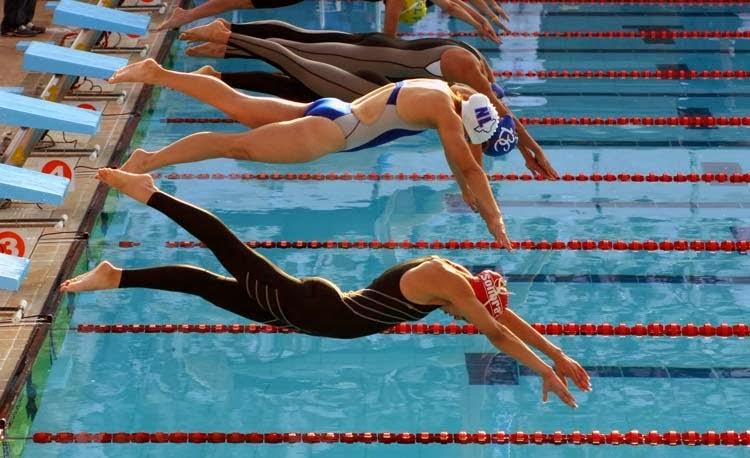 Deportes individuales salidas de nataci n for Como limpiar una piscina despues del invierno