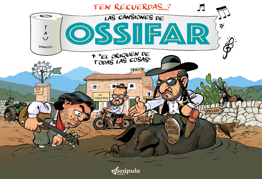 Las cansiones de Ossifar