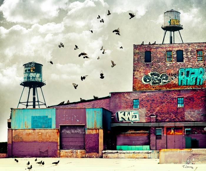 ©Tim Jarosz. Cityscapes. Fotografía | Photography