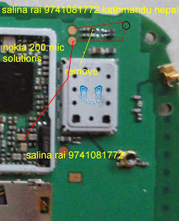 All Nokia Asha 200 Mic Problem Solution. Water Damage problem mic solution nokia asha 200 mobile phone. nokia 1110 Mic Problem. nokia n73 mic problem. nokia asha 110 mic problem.  Download This image Check this line and make this jumper solve your problem done. All Nokia Asha 200 Mic Problem Solution. Water Damage problem mic solution nokia asha 200 mobile phone. nokia 1110 Mic Problem. nokia n73 mic problem. nokia asha 110 mic problem.