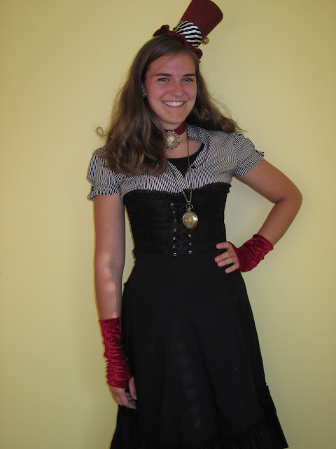 Steampunk Diy Costume For my Steampunk Costume
