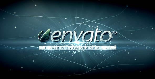 VideoHive Iron Logo Opening