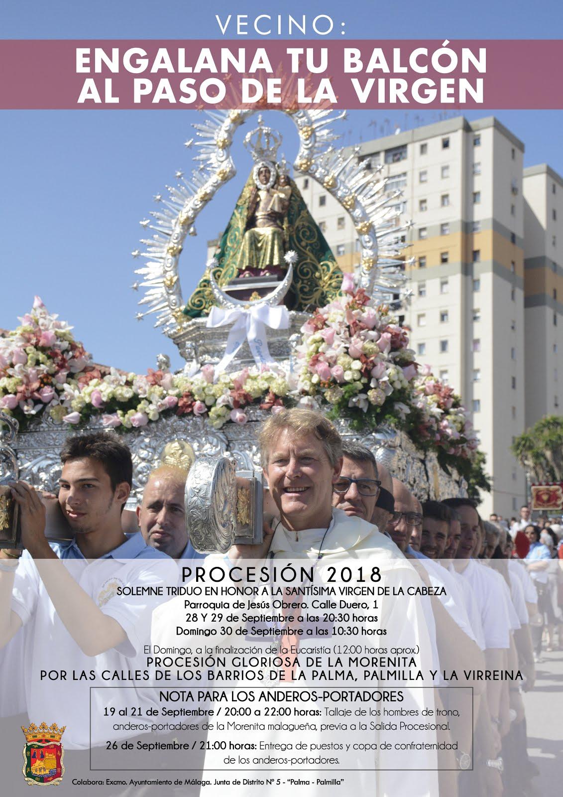 PROCESION 2018.
