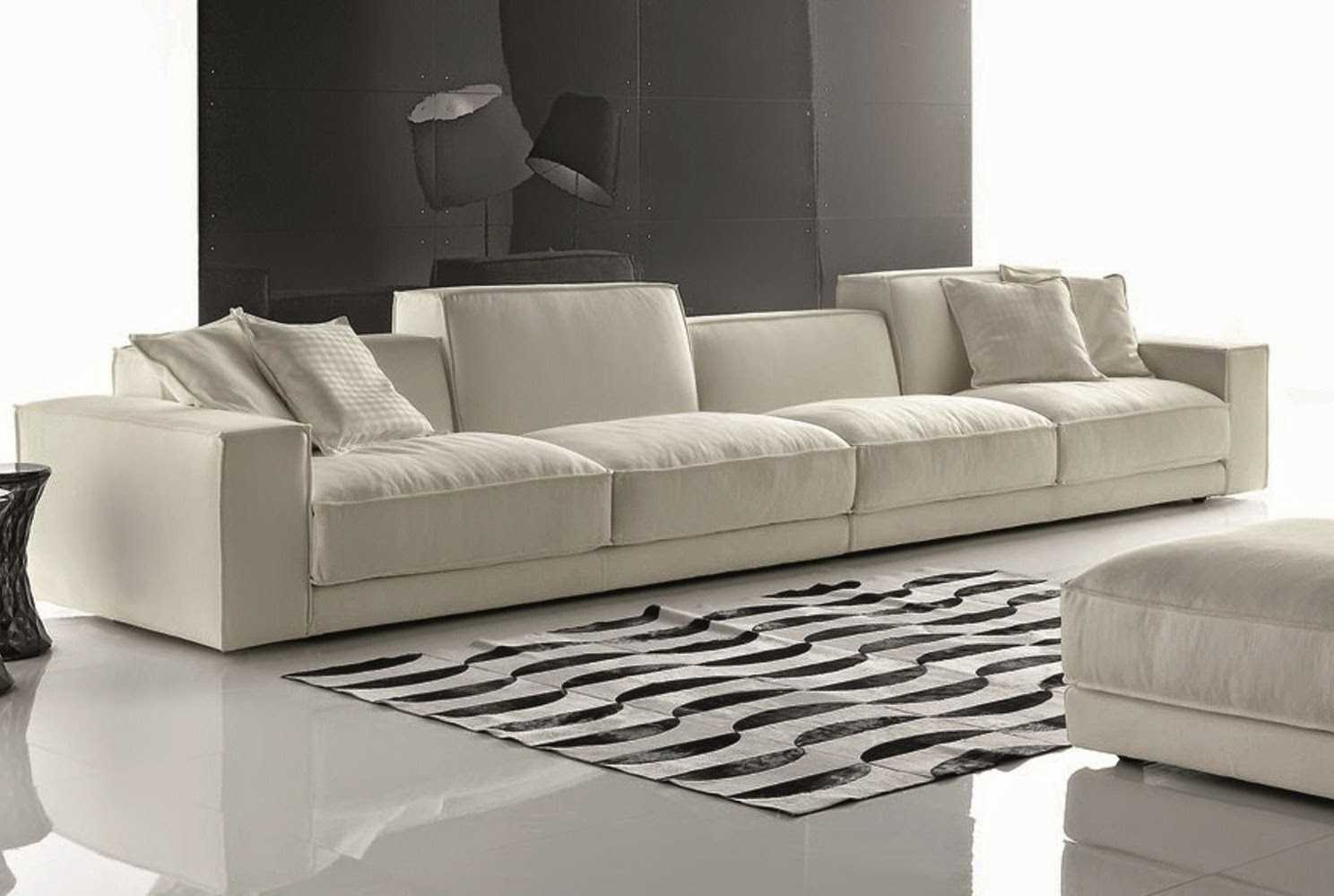 Arq salvatore ruvolo decoraci n con muebles italianos for Muebles italianos marcas