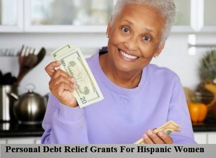 Personal_Debt_Relief_Grants_For_Hispanic_Women