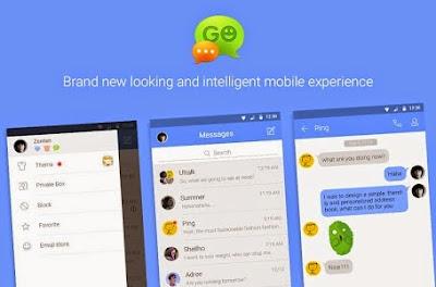 GO SMS Pro - Free Themes & MMS v6.26 build 263 APK