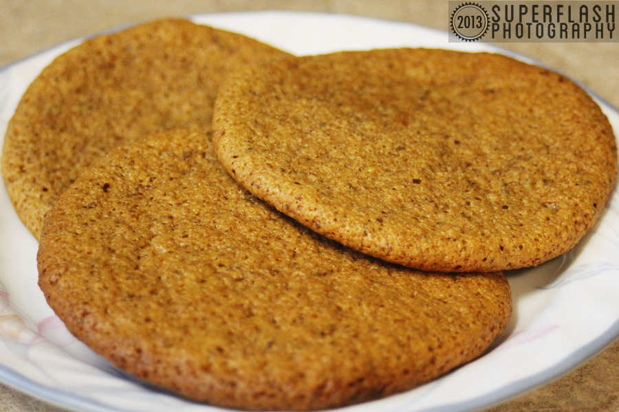 Singles And Pairs: Almond Butter Cookies: Recipe Fail, and then Fix!