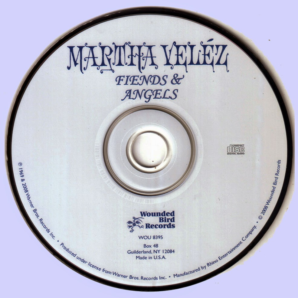 Martha Velez Tell Mama Swamp Man