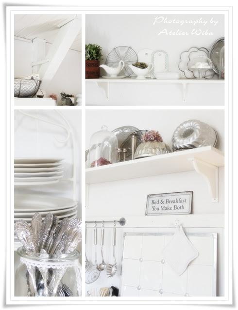 Atelier Wiba Meine Shabby Küche