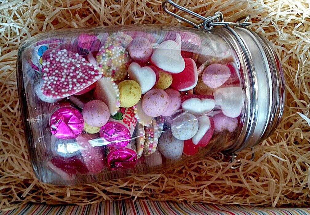 sweet memory jar