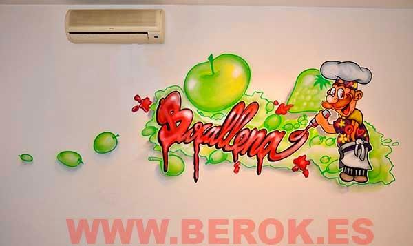 Murales para cocina