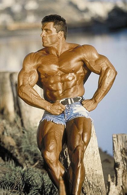 Huge Beasts Male Bodybuilding Models