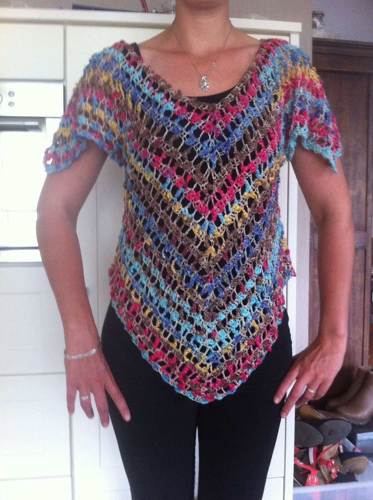 Crochet By Ri Boho Tuniek