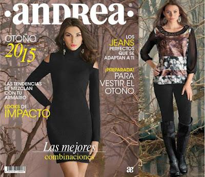 Catalogo Andrea Jeans Otoño 2015