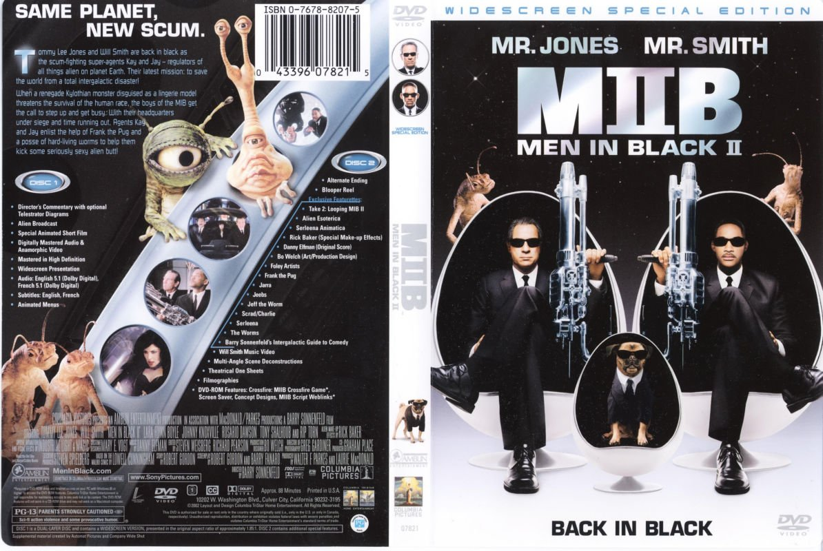 Men in Black II (2002) - cinema-crazed.com