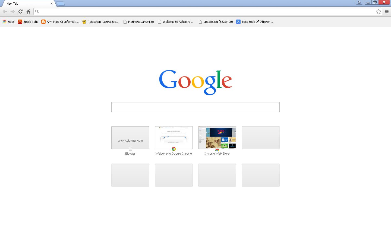 Google Chrome Dev Version