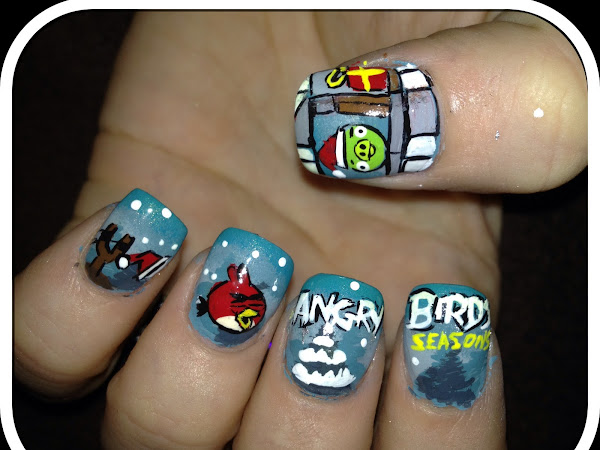 Day 11- Angry Birds Seasons