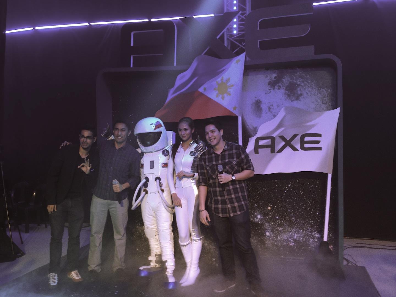 kelly axe astronaut - photo #9
