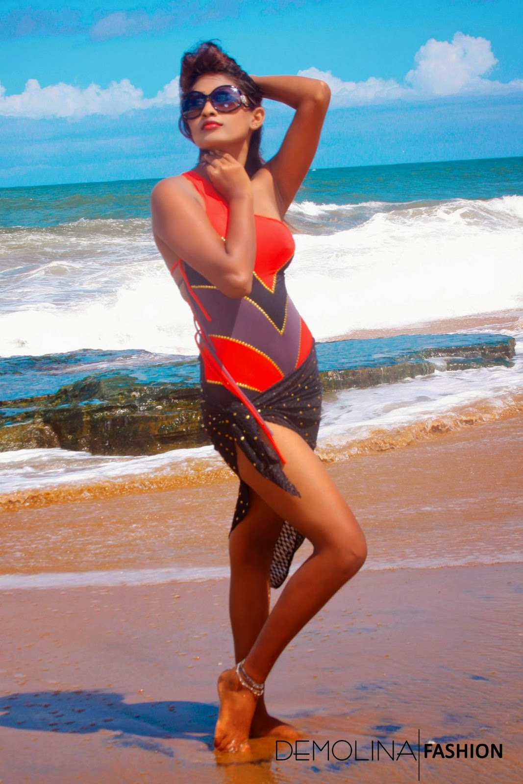 Piumi Hansamali bikini