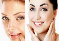 cara alami untuk menghaluskan kulit wajah