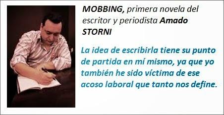MobbingMadrid Mobbing novela sobre el acoso laboral