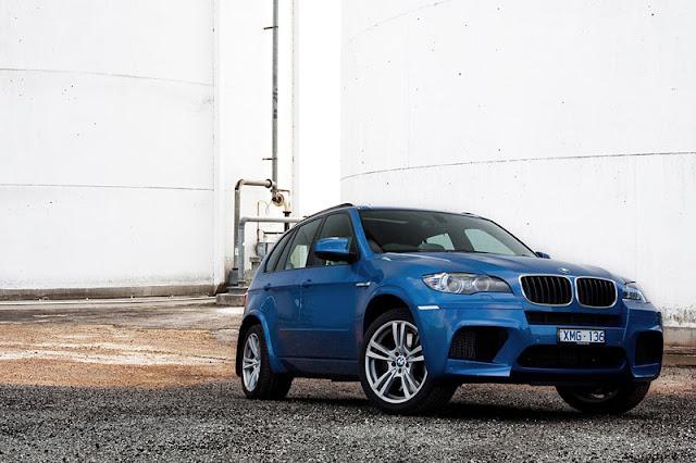 2012 BMW X5 M Wallpaper