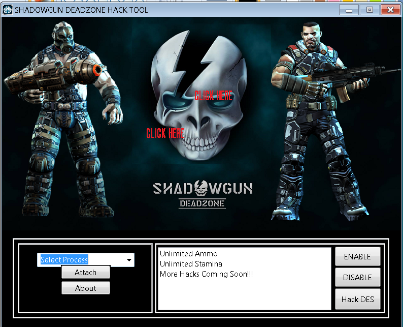 Shadowgun: Deadzone Cheats // Unlimited Ammo & Stamina Hack