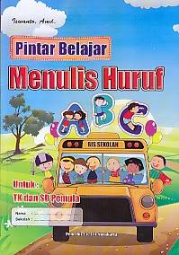 toko buku rahma: buku PINTAR BELAJAR MENULIS HURUF, pengarang iswanto, penerbit cv ita surakarta