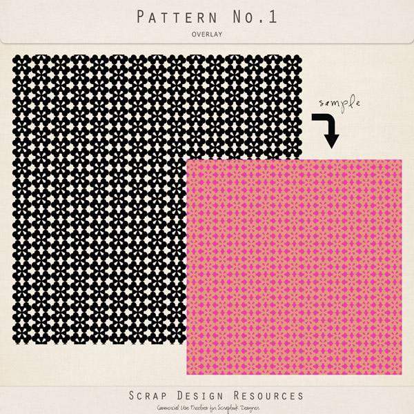 Pattern Overlay No.1 SDR_pattern+overlay+1