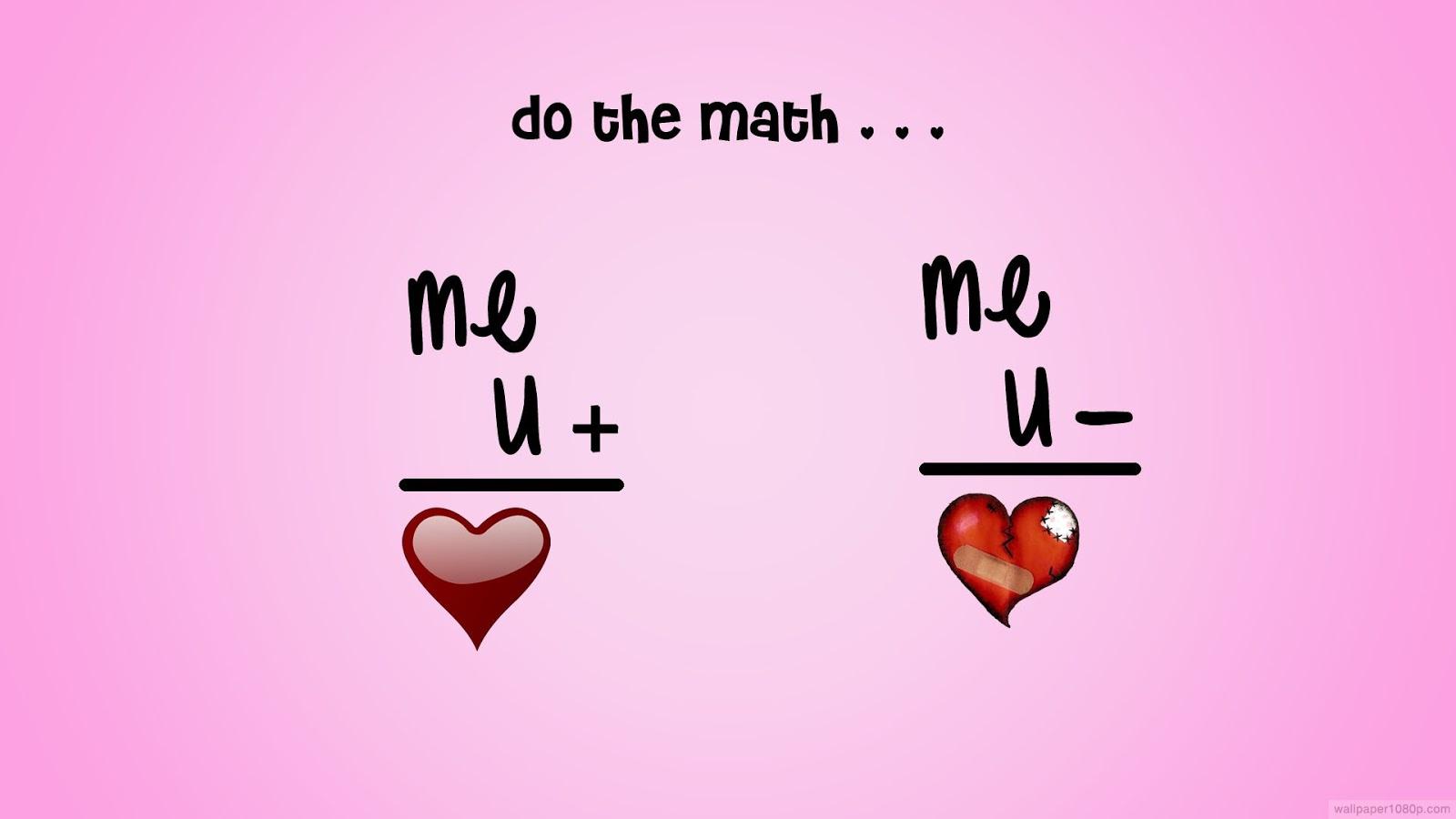 do the love math