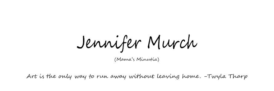 Mama's Minutia