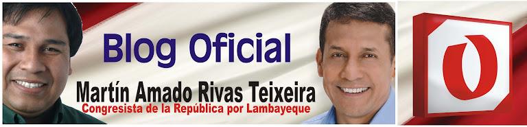 Martín Amado Rivas Teixeira