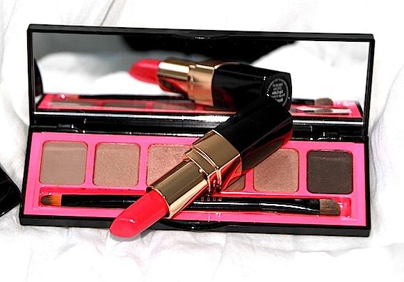 bobbi brown test maquillage avec Ultra Nude Eye Palette Collection Neons & Nudes Printemps 2012
