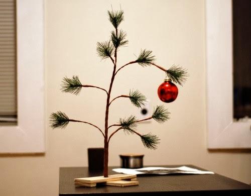 arvore de natal feinha