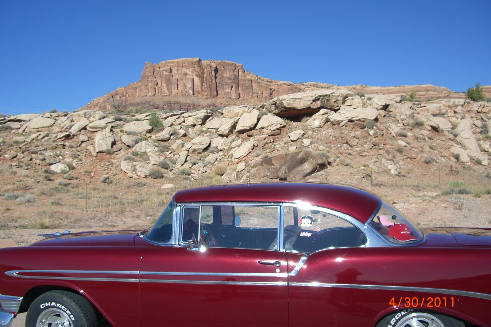 International Travel Team Car Show In Moab - Moab utah car show